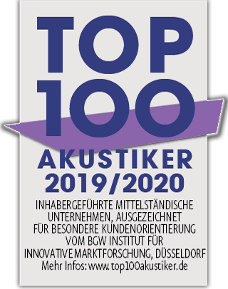Top 100 Hörakustiker